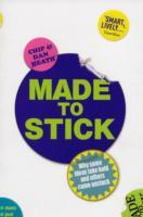 Made to Stick av Chip Heath og Dan Heath (Heftet)