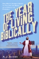 The Year of Living Biblically av A. J. Jacobs (Heftet)