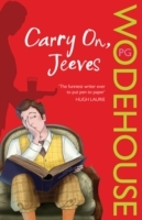 Carry on, Jeeves av P. G. Wodehouse (Heftet)