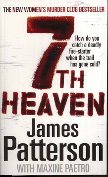 7th heaven av James Patterson og Maxine Paetro (Heftet)