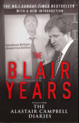 Omslag - The Blair Years