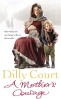A Mother's Courage av Dilly Court (Heftet)