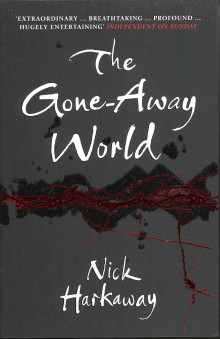 The gone-away world av Nick Harkaway (Heftet)
