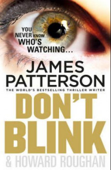 Don't blink av James Patterson og Howard Roughan (Heftet)