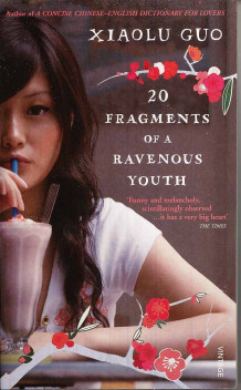 20 fragments of a ravenous youth av Xiaolu Guo (Heftet)