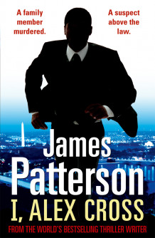 I, Alex Cross av James Patterson (Heftet)