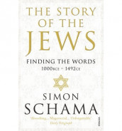 The Story of the Jews av Schama (Heftet)