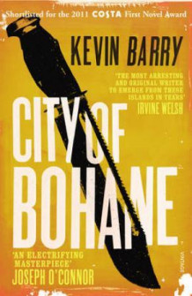 City of Bohane av Kevin Barry (Heftet)