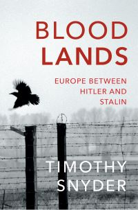 Bloodlands av Timothy Snyder (Heftet)