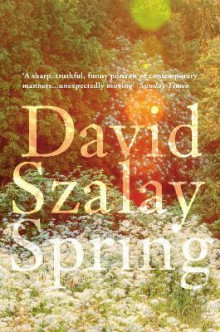 Spring av David Szalay (Heftet)