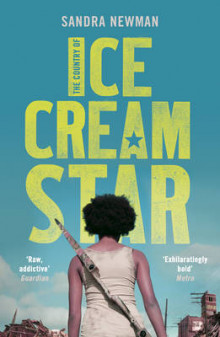 The Country of Ice Cream Star av Sandra Newman (Heftet)