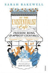 Omslag - At The Existentialist Cafe