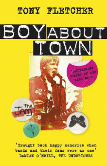Boy About Town av Tony Fletcher (Heftet)