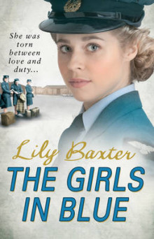 The Girls in Blue av Lily Baxter (Innbundet)