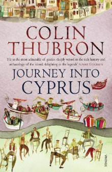 Journey Into Cyprus av Colin Thubron (Heftet)