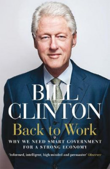 Back to Work av Bill Clinton (Heftet)