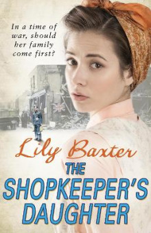 The Shopkeeper's Daughter av Lily Baxter (Heftet)