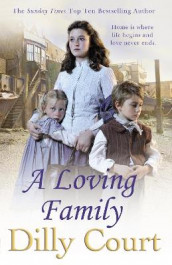A Loving Family av Dilly Court (Heftet)