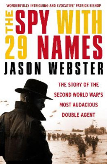 The Spy with 29 Names av Jason Webster (Heftet)