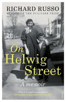 On Helwig Street av Richard Russo (Heftet)