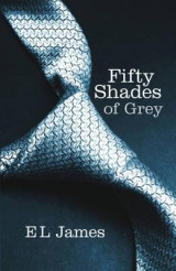 Omslag - Fifty shades of Grey