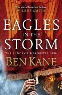 Eagles in the Storm av Ben Kane (Heftet)
