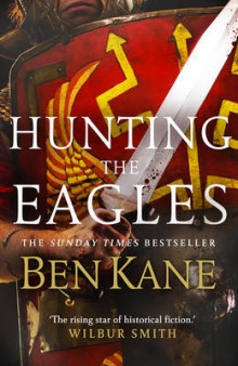 Hunting the Eagles av Ben Kane (Heftet)