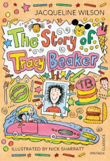 The Story of Tracy Beaker av Jacqueline Wilson (Heftet)