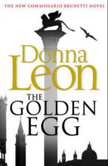 The golden egg av Donna Leon (Heftet)