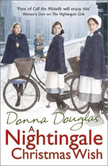 A Nightingale Christmas Wish av Donna Douglas (Heftet)