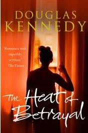 The Heat of Betrayal av Douglas Kennedy (Heftet)