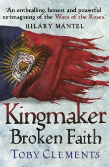 Kingmaker: Broken Faith av Toby Clements (Heftet)