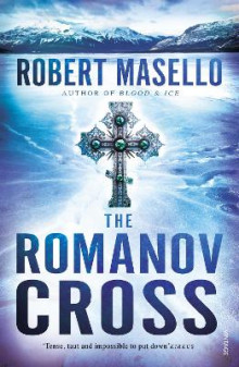 The Romanov Cross av Robert Masello (Heftet)