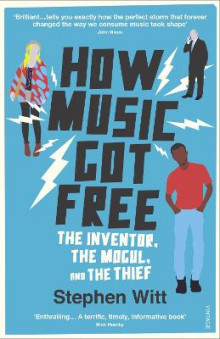 How Music Got Free av Stephen Witt (Heftet)