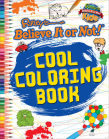 Colouring Book (Ripley's Believe it or Not!) av Robert Ripley (Heftet)