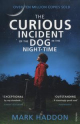 Omslag - The Curious Incident of the Dog in the Night-time