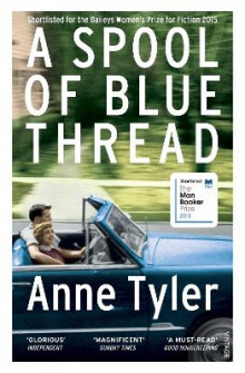 A Spool of Blue Thread av Anne Tyler (Heftet)