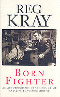 Born Fighter av Reg Kray (Heftet)