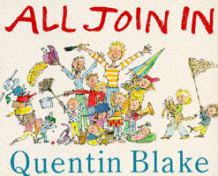 All Join In av Quentin Blake (Heftet)