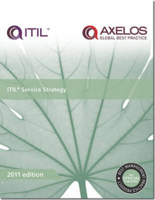ITIL Service Strategy av The Cabinet Office (Heftet)