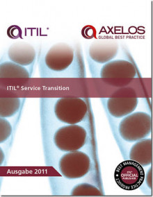 ITIL Service Transition av The Cabinet Office (Heftet)