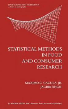 Statistical Methods in Food and Consumer Research av Maximo C. Gacula (Innbundet)