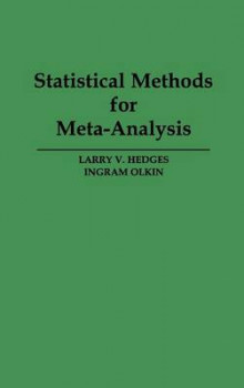 Statistical Methods for Meta-Analysis av Larry V. Hedges og Ingram Olkin (Innbundet)