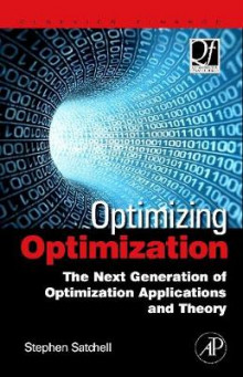 Optimizing Optimization av Stephen Satchell (Innbundet)