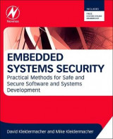 Omslag - Embedded Systems Security