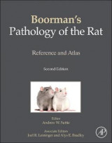 Omslag - Boorman's Pathology of the Rat