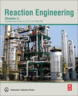 Omslag - Reaction Engineering