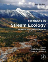 Omslag - Methods in Stream Ecology: Ecosystem Structure Volume 1