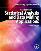 Omslag - Handbook of Statistical Analysis and Data Mining Applications
