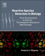 Omslag - Reactive Species Detection in Biology